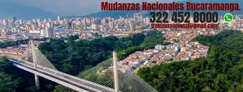 trasteos nacionales bucaramanga